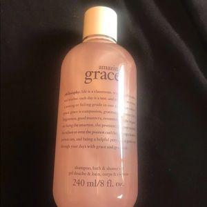 Philosophy Amazing Grace shampoo gel